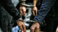 دستگیری 4 سارق حرفه ای در آزادشهر