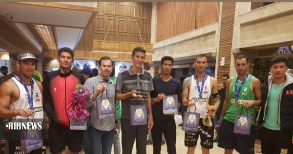 درخشش ورزشکاران گلستانی در مسابقات جهانی درگهان قشم