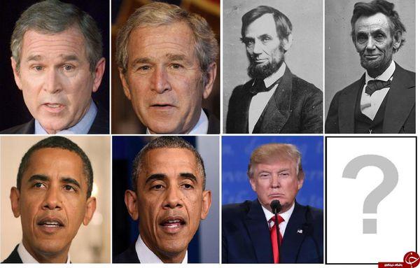 حدس میزنید ترامپ هشت سال بعد چه شکلی باشد؟ +عکس