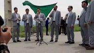 فیلم/جشن نیمه شعبان در شهرستان گنبد کاووس