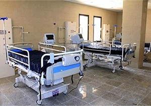 بازدید معاون کل وزارت بهداشت، درمان و آموزش پزشکی از اورژانس ۵ آذر گرگان