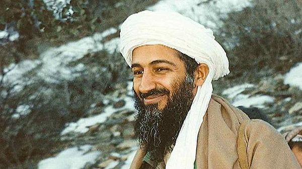 بن لادن درعکس های دیده نشده