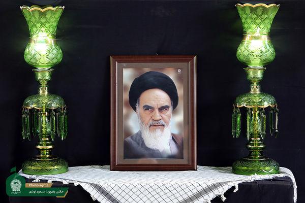 مراسم گرامیداشت ۱۴ و ۱۵ خرداد در ۲۷ بقعه گلستان برگزار می شود