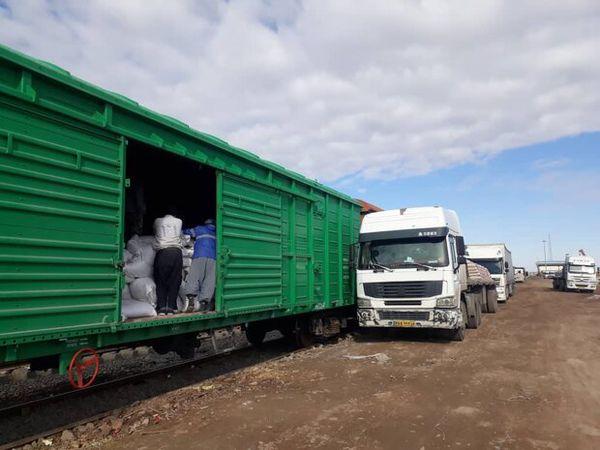 صادرات ۲۲ میلیون دلاری کالا از گمرکات گلستان/واردات کاهش یافت