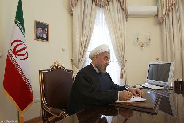 نامه رییس جمهور به رهبری در مورد آغاز اجرای برجام