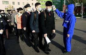فیلم/ کرونا به کره شمالی رسید