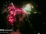 نورافشانی در شب عید غدیر/ کاروان «شمیم شادی» راه اندازی شد