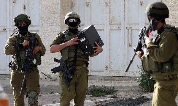 مرکز فرماندهی خرابکاری سایبری رژیم اسرائیل +تصاویر و فیلم