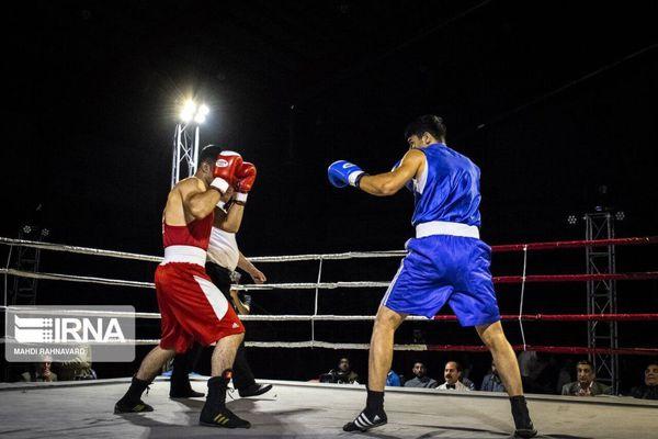 بوکس گلستان مدعی قهرمانی در ردههای سنی پایه کشور است