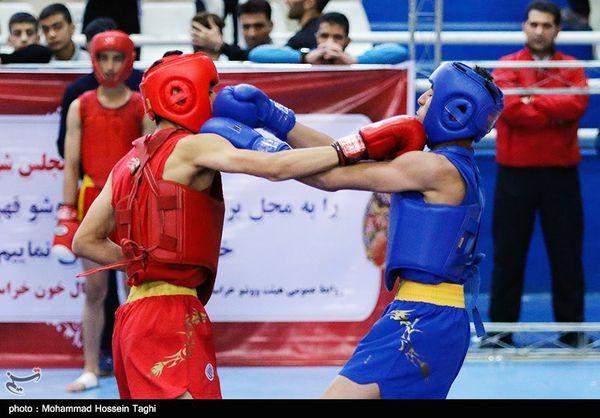 توسعه ورزش ووشو در گلستان با برگزاری مسابقات بینالمللی