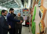 حضور درخشان گلستان در نمایشگاه و اجلاسیه تشکل های مردمی کشور + تصاویر