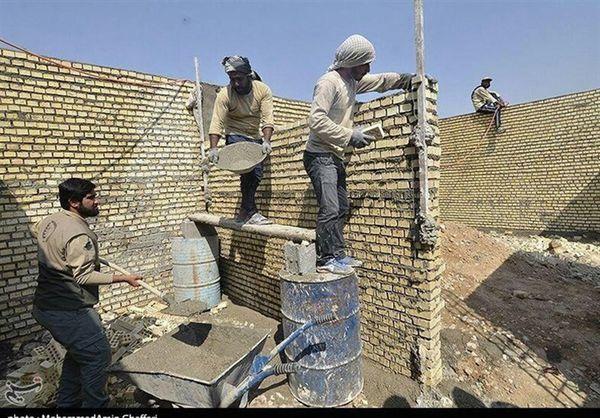 افتتاح ۱۴۱۰۰ واحد مسکونی در مناطق سیلزده گلستان