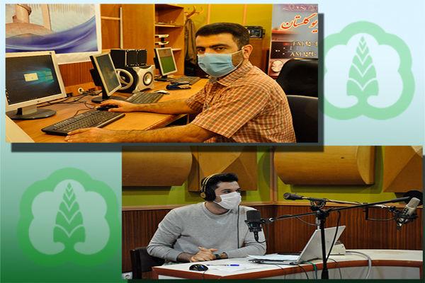 «انتخاب برتر» در رادیو گلستان