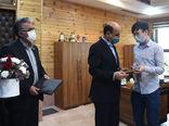 استاندار گلستان از نفر سوم کنکور تجربی تجلیل کرد