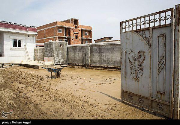 بیش از ۱۸ هزار واحد مسکونی در گلستان بر اثر سیل آسیب دید