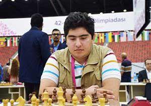 حضور ستاره گلستانی در مسابقات شطرنج جهان