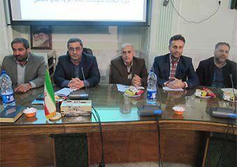 جلسه توجیهی کاندیداهای انتخابات مجلس در حوزه شرق گلستان + تصاویر