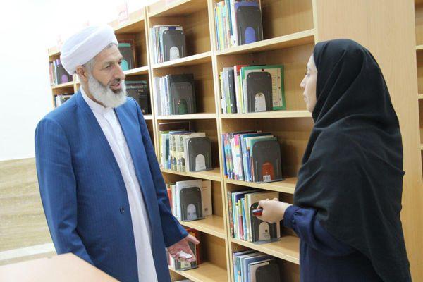 کتابخانه عمومی سیداسماعیل جرجانی شهرستان کلاله افتتاح گردید