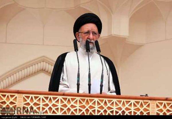 دعوت امام جمعه گرگان برای استقبال باشکوه از رییس جمهوری