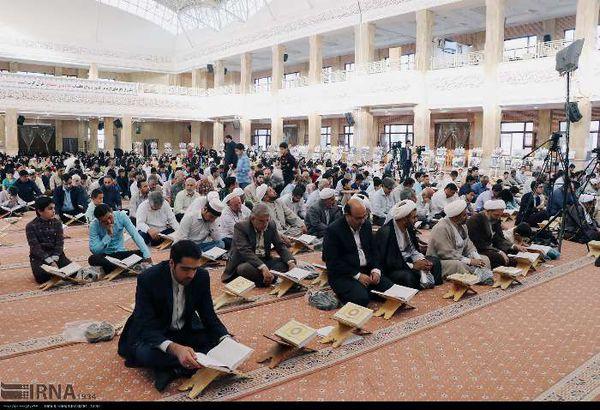 همایش قرآنیان استان گلستان