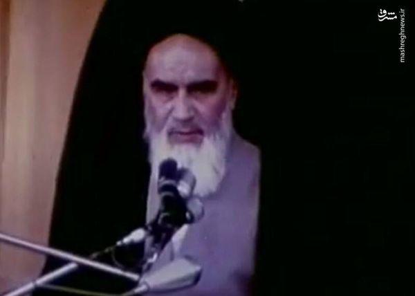 فیلم/ امام خمینی(ره): مهلت دادن به اسرائیل اشتباه است