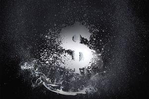 پوستر/ حبابدلار ترکید و سرمایههای بادآورده را بادبرد