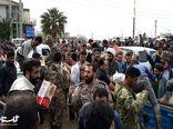 گزارش تصویری/ فعالیت گروه جهادی «یسری» گلستان؛ مرهمی برزخم مردم سیل زده آق قلا