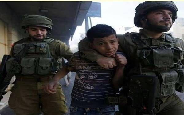 فیلم/ حمله سربازان اسرائیلی به نمازگزاران عید قربان