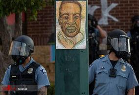 فیلم/ وقتی پلیس آمریکا فرار را بر قرار ترجیح میدهد