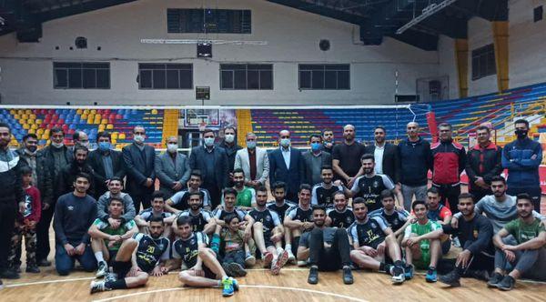 2 وعده استاندار گلستان به والیبالیست های گرگانی/ شورای شهری که پای کار والیبال نیست!