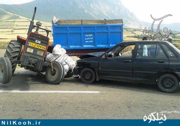 روز حادثه در گالیکش