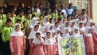 تشکل مردمی گناوه، کتابخانه در مدارس روستایی تاسیس کرد