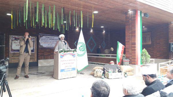 مدرسه دخترانه علوم و معارف اسلامی صدرا گرگان افتتاح شد