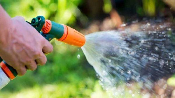 مشترکان پرمصرف آب اخطار می گیرند