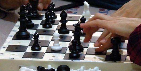شطرنج نابینایان شهرهای ایران| گرگان قهرمان شد