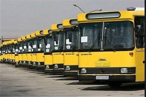 سرویسدهی رایگان ناوگان اتوبوسرانی به زائران گلستان شهدا