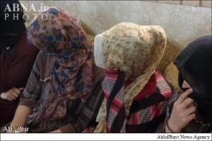 دختران ایزدی پاداش داعشی ها