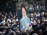 تشیع پیکر آیت الله میبدی در گرگان+گزارش تصویری