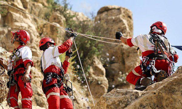 گم شدن دو کوهنورد در ارتفاعات علی آباد