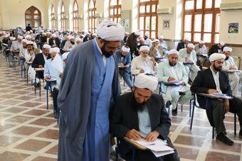 آزمون ورودی کارشناسی ارشد دانشگاه ادیان و مذاهب در گرگان برگزار شد