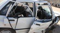 مرگ ۲ نفر در حوادث رانندگی شرق گلستان