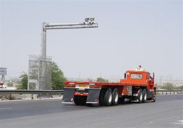 نصب ۱۷ دوربین کنترل سرعت در جادههای استان