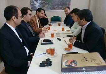 نگاه من به پست و مقام، نگاه مولایم امام علی(ع) است/ خبرنگار ایسنا، رابط بین خبرنگاران و فرمانداری آزادشهر شد