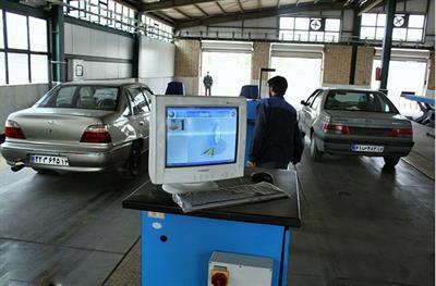 کاهش مدت زمان معاینه فنی خودروها در انتظار تصویب مجلس