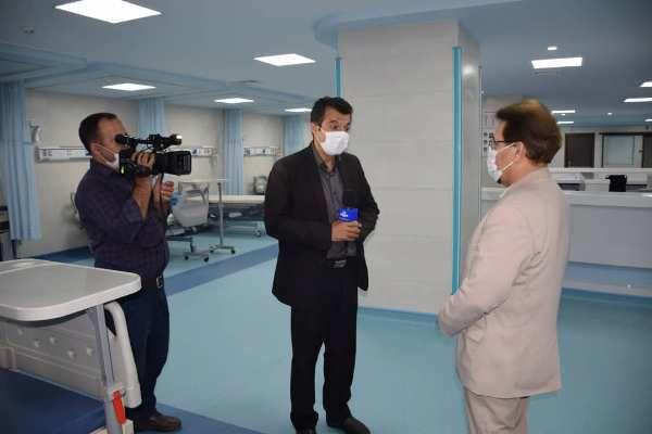 تلاش مضاعف تامین اجتماعی گلستان برای ارائه خدمات بهینه به بیماران