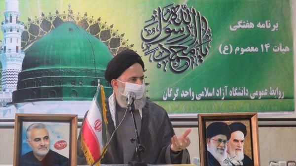 حضرت محمد(ص) پیامبر همه مردم جهان است