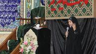 مراسم «بچه های محرم» در کانون اباعبدالله الحسین (ع) گرگان برگزار شد