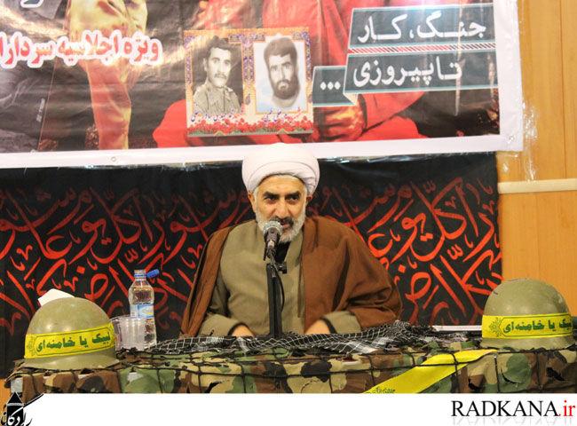 مدیرکل تبلیغات اسلامی گلستان