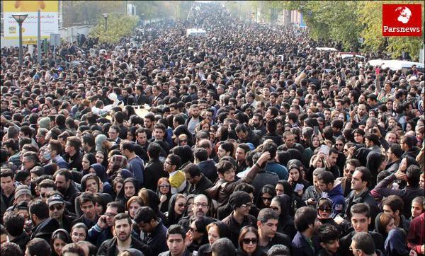 تهدید نسل علیه ایران+عکس