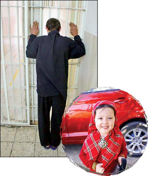 شمارش معکوس برای قصاص قاتل دختر 5 ساله آق قلایی